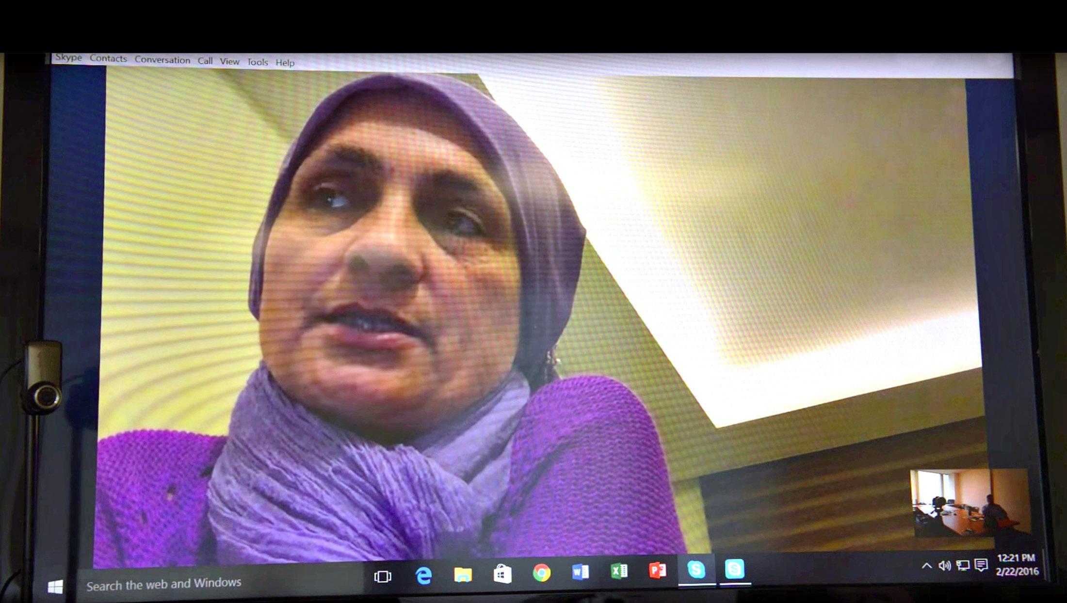 Dr Ghafouri
