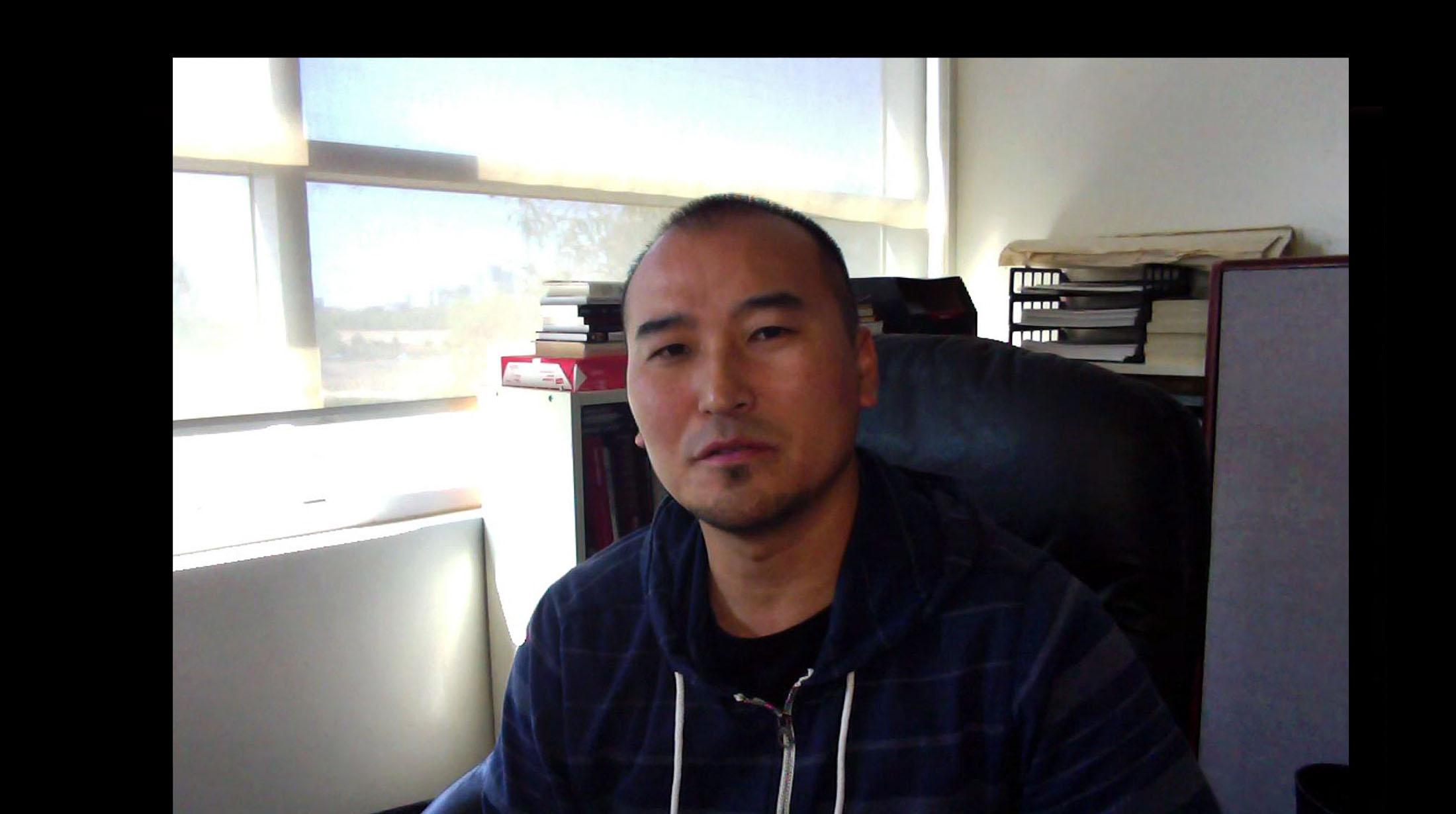 Pastor Justin Kim
